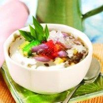 ES BUBUR TALAS http://www.sajiansedap.com/recipe/detail/6704/es-bubur-talas