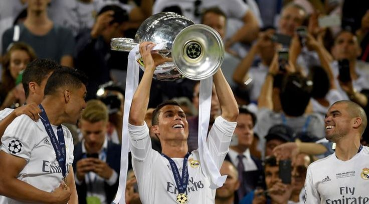 Real Madrid Champions League schedule 2016