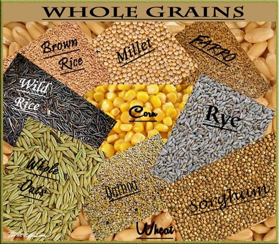 Health Benefits of Whole Grains  #Health #Nutrition #Wholegrain #Diet