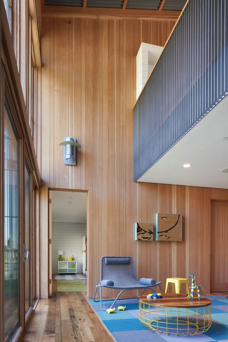 West Marin Ranch in Marin County, California by Turnbull Griffin Haesloop Architects via @HomeDSGN