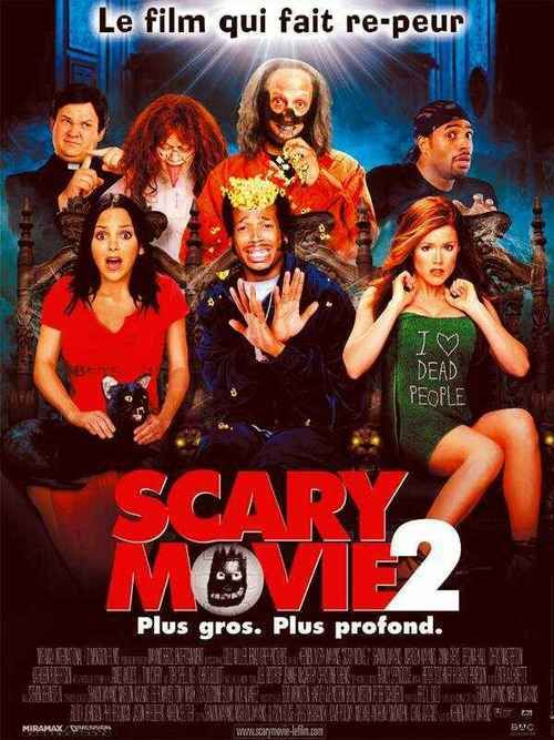 Scary Movie 2 Full Movie Online 2001