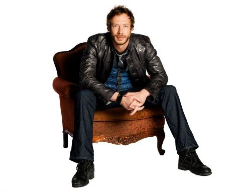 KRIS HOLDEN-RIED: The character in Underworld, Quint, is much more violent.