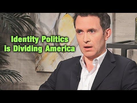 (921) Douglas Murray - Identity Politics is Dividing America - YouTube