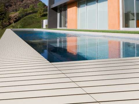 Decking Tiles - The Polinesia Collection