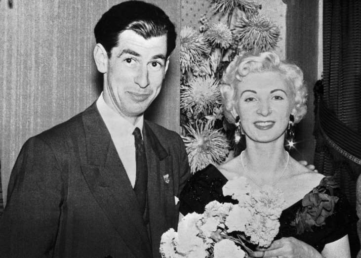 July 13,  1955: RUTH ELLIS, THE LAST WOMAN TO BE EXECUTED IN UK, IS HANGED  -   Britain hangs Ruth Ellis, a 28-year-old former model convicted of killing her boyfriend, David Blakely (Till date, Ellis is the last woman to be executed in the United Kingdom).