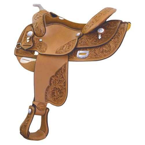 Bob Loomis Show Reiner Saddle