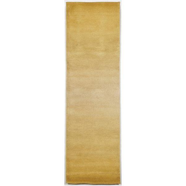 Range Yellow Indoor Rug (2'3X8')   Overstock.com Shopping - The Best Deals on Runner Rugs