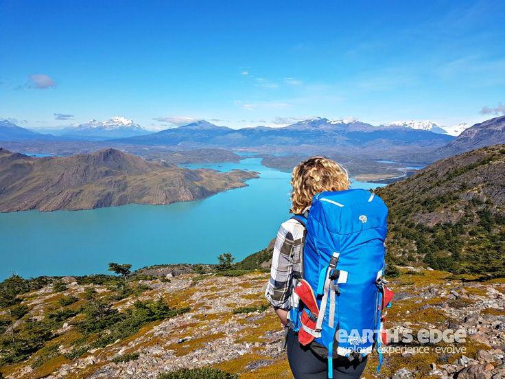 Patagonia - View to Serrano