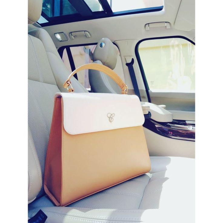 White Chestnut Bag