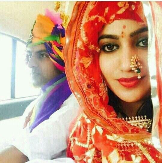#Rajputi #Couple ... #mewar #Baisa #Banna sa.. #kunwar #sa #Rajputana