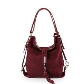 Casual Real Split Suede Leather Handbag/Backpack 5 Colors //Price: $51.47 & FREE Shipping //   Get one here: https://www.orderb2b.com/product/nico-louise-women-real-split-suede-leather-shoulder-bag-female-leisure-nubuck-casual-handbag-hobo-messenger-top-handle-bags/    #orderb2b  #fashion  #christmas