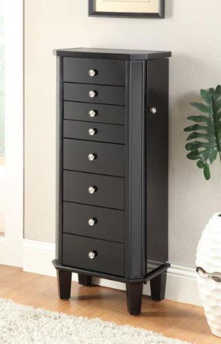 20 best Coaster jewelry armoire images on Pinterest Jewelry