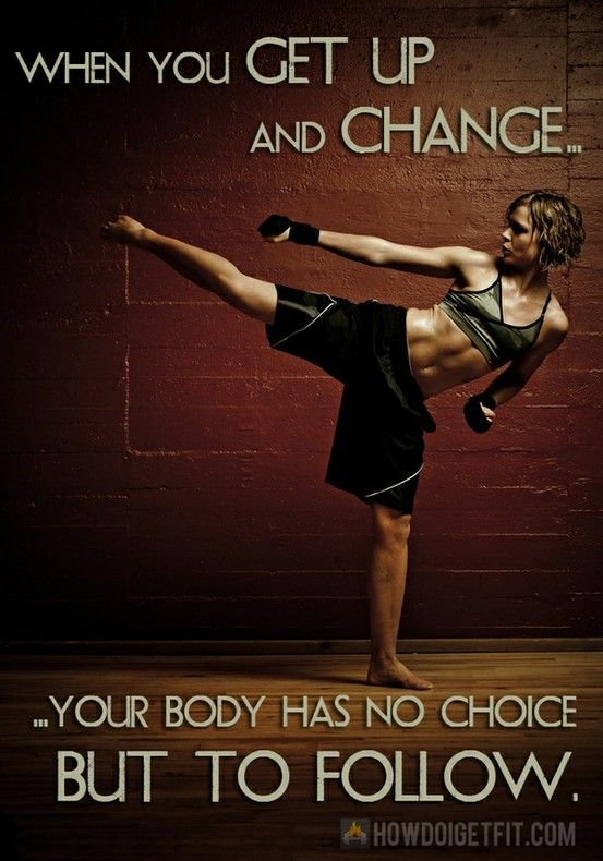 my motivation for joining martial arts training