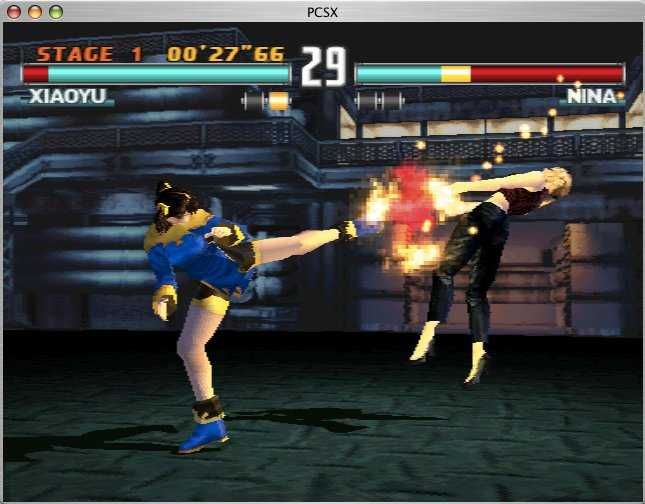 Tekken III PC Screenshots