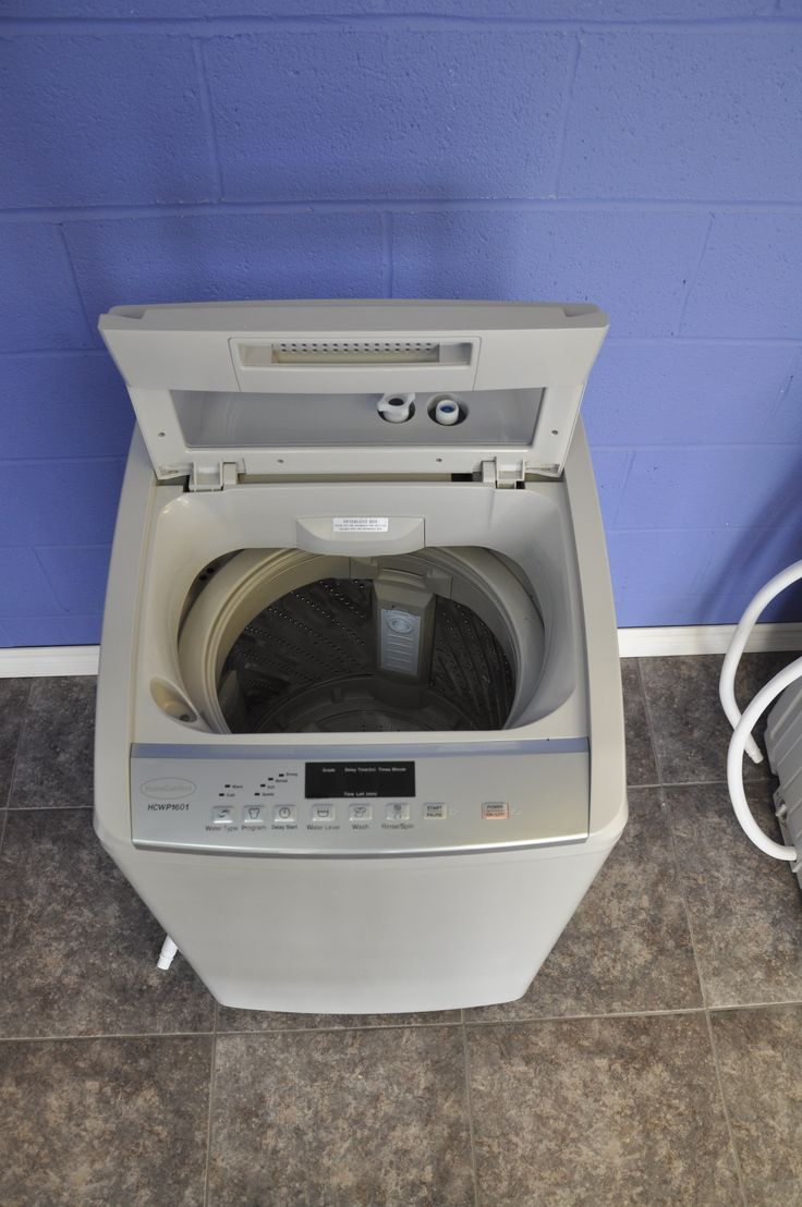 Heavy Duty Portable Washer : Best home comfort top load portable washing machine