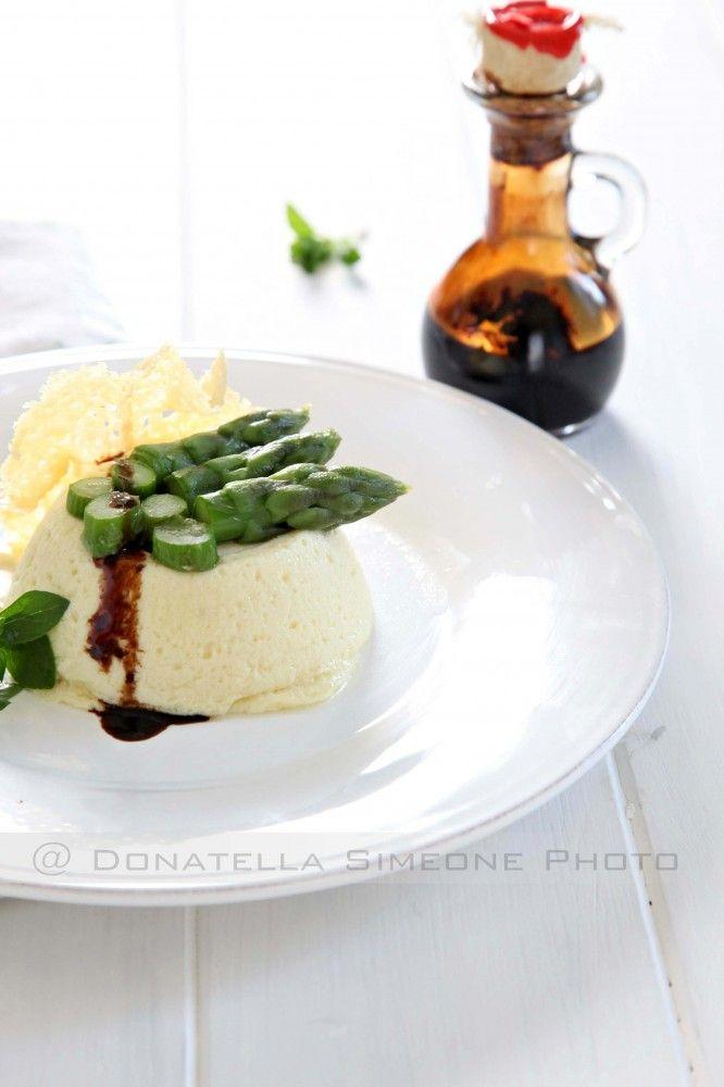 il cucchiaio d'oro » Tortino al parmigiano, la cheesecake salata