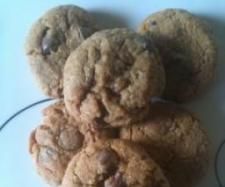 Recipe Anais' Chocolate Chip Cookies with almond meal by Tina Briggs - Recipe of category Baking - sweet