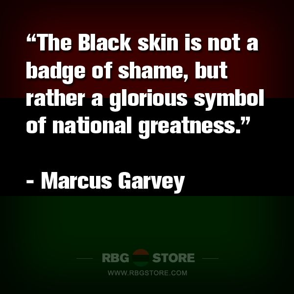 Marcus Garvey Quote