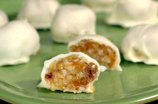 Sweet Potato Bon Bon Recipe --> http://www.hgtvgardens.com/recipes/sweet-potato-bon-bon-recipe?soc=pinterest