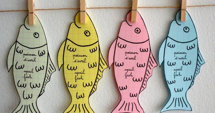 Oggi è il #PrimoAprile, ovvero #Pesce d'#Aprile! Ecco da dove nasce questo giorno particolare e come è vissuto in ogni paese del mondo!  Per saperne di più: http://goo.gl/ce17eU
