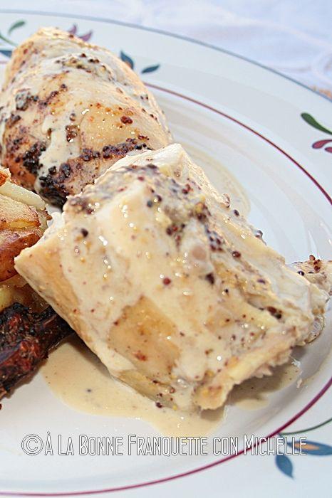 """Lapin à la moutarde, conejo a la mostaza y una historia de narices La mostaza es uno de los condimentos favoritos de los franceses y el objeto de una expresión muy """"de chez nous"""".El conejo a la mo..."""