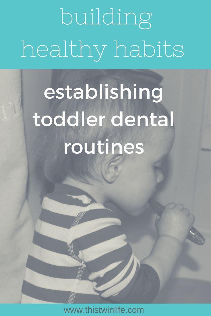 Building healthy habits: establishing toddler dental routines, routines for brushing teeth, toddler tooth brushing