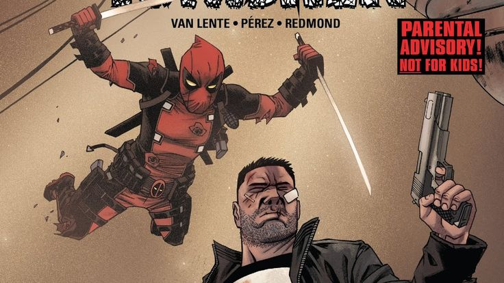 Deadpool vs  The Punisher #2