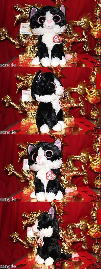 Current 1628: Ty Beanie Boos Pepper The Black Buddy Cat-9 1 2 -2014 Release-Mwnmt-Nice Gift -> BUY IT NOW ONLY: $31 on eBay!