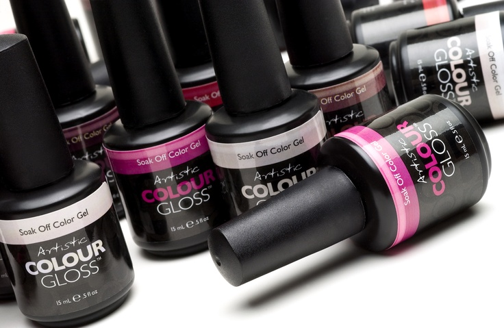 want to buy the gel nail polish and do it at home!