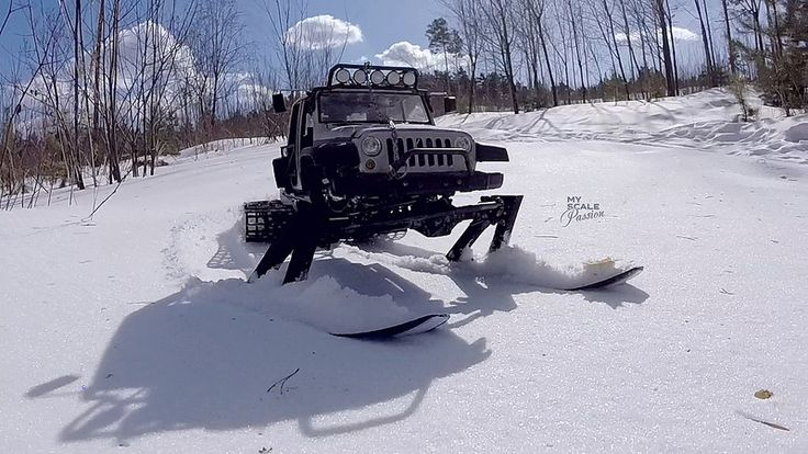 Snowcat_03 | by My Scale Passion