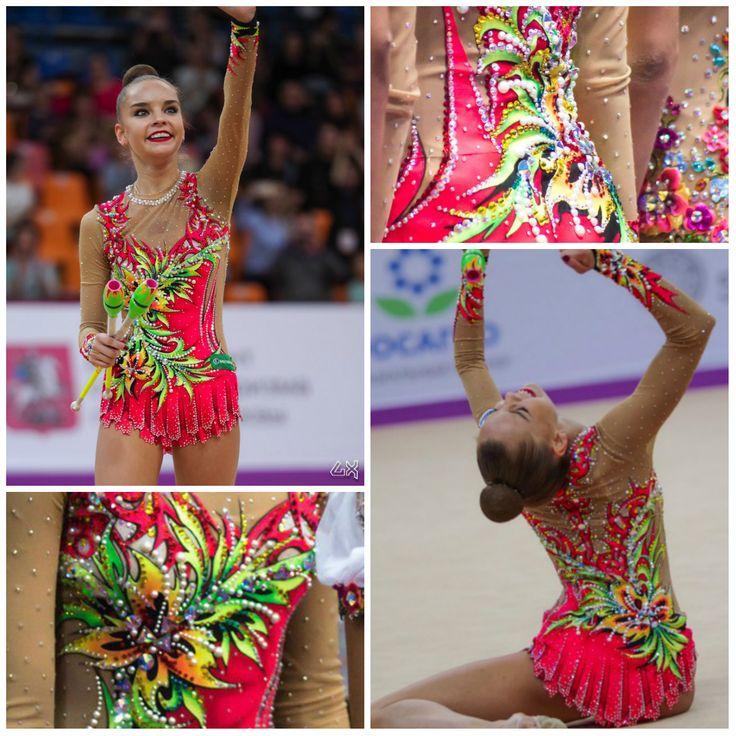 Dina Averina (Russia), clubs 2017