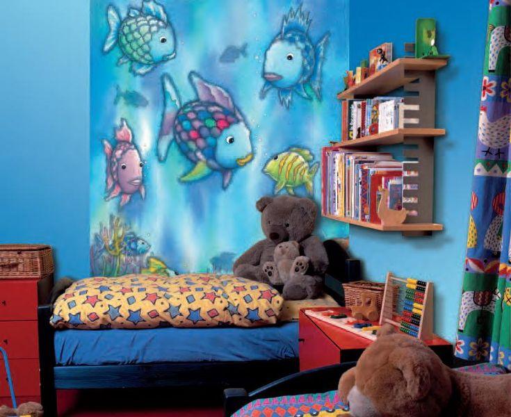 Die besten 25+ Fototapete kinderzimmer Ideen auf Pinterest - designer tapeten schlafzimmer kinderzimmer