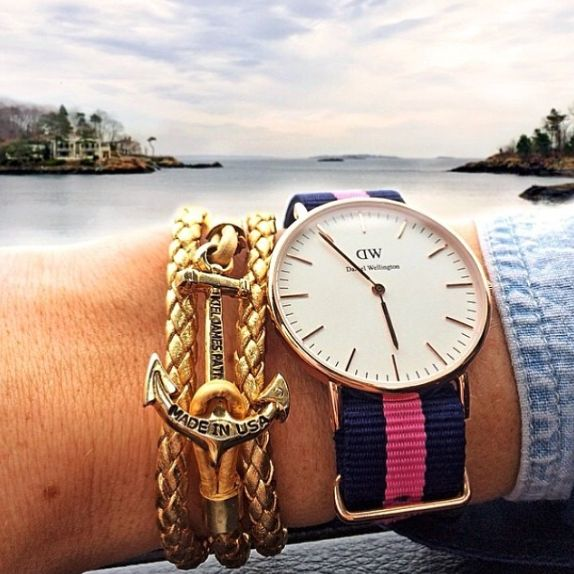 The Classic Winchester Lady by Daniel Wellington perfectly ...