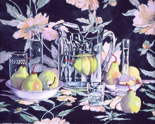 Janice Sayles - Water and Pears