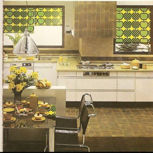 17 Best Ideas About 70s Kitchen On Pinterest 70s Decor