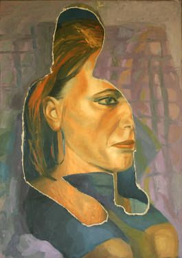 Portrait of a Woman, http://www.saatchiart.com/art/Painting-Portrait-of-a-Woman/43191/2091495/view