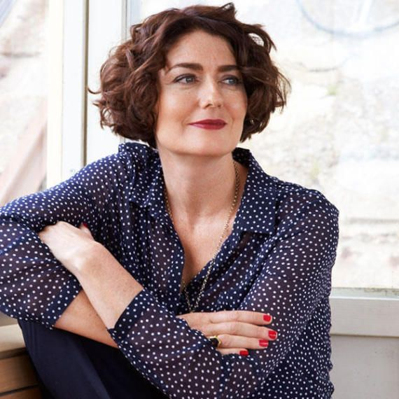 """They never make films about ordinary people being in love – everyone has to be really beautiful, and I wonder why we can't make that mental leap."" - Anna Chancellor"