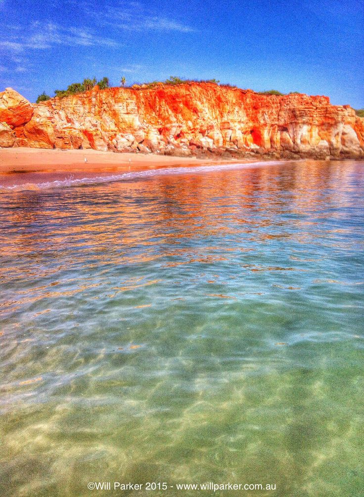 Pristine Wilderness, Splashed with Colour Kooljaman Cape Leveque The Kimberley, Western Australia.