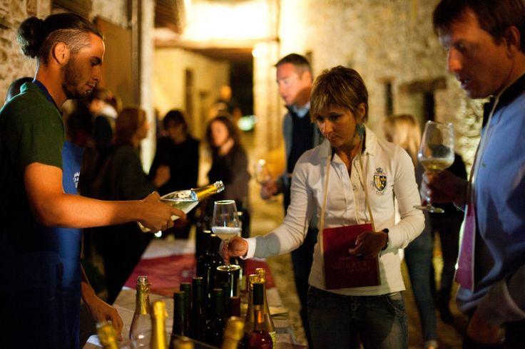 Degustazione al Mulino del Lentino #valtidone #wine #fest 2012 #valtidonewinefest #piacenza #emiliaromagna Foto Petrarelli