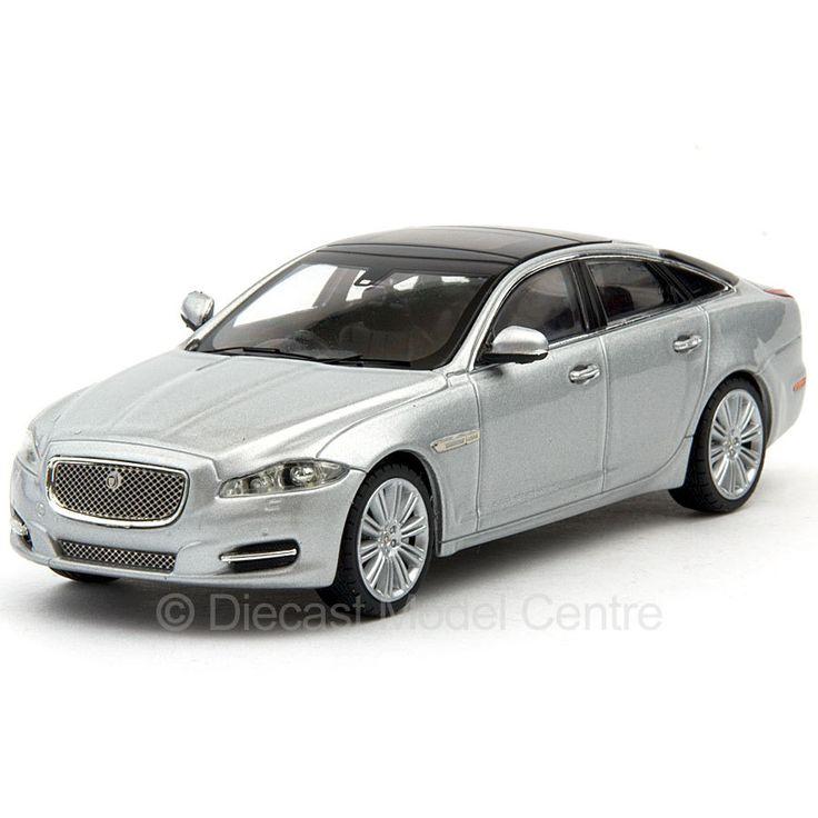 Diecast Model Centre - Jaguar XJ - 2011 - Rhodium Silver - 1:43 IXO, £32.99 (http://store.diecastmodelcentre.co.uk/jaguar-xj-2011-rhodium-silver-1-43-ixo/)