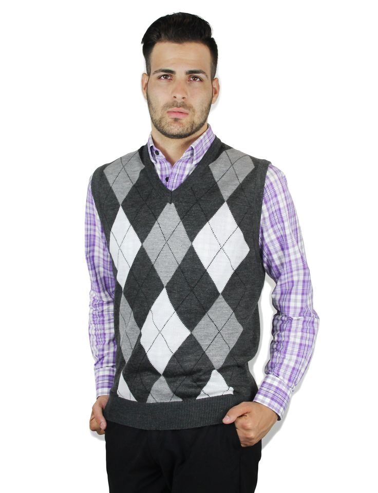 The 25  best Sweater vests for men ideas on Pinterest | Mens ...