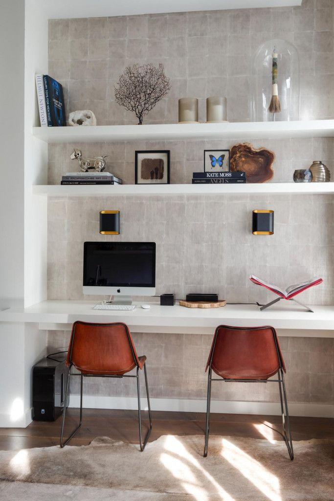 Behang kantoorruimte