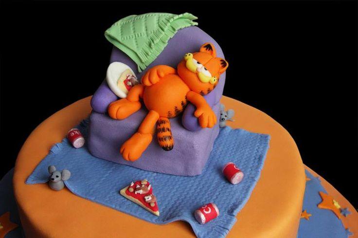 Miskin Garfield