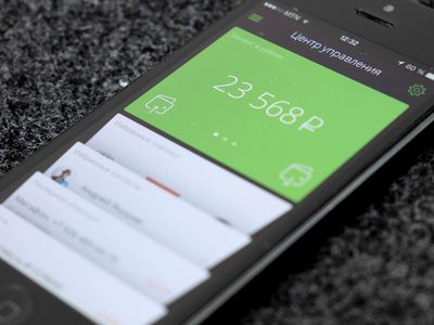Dribbble - Wallet One App by Workgroup genue