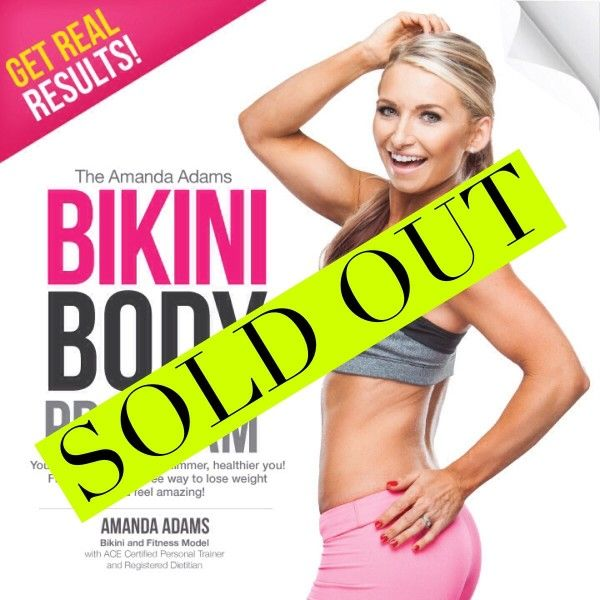 Amanda Adams Bikini Body Program