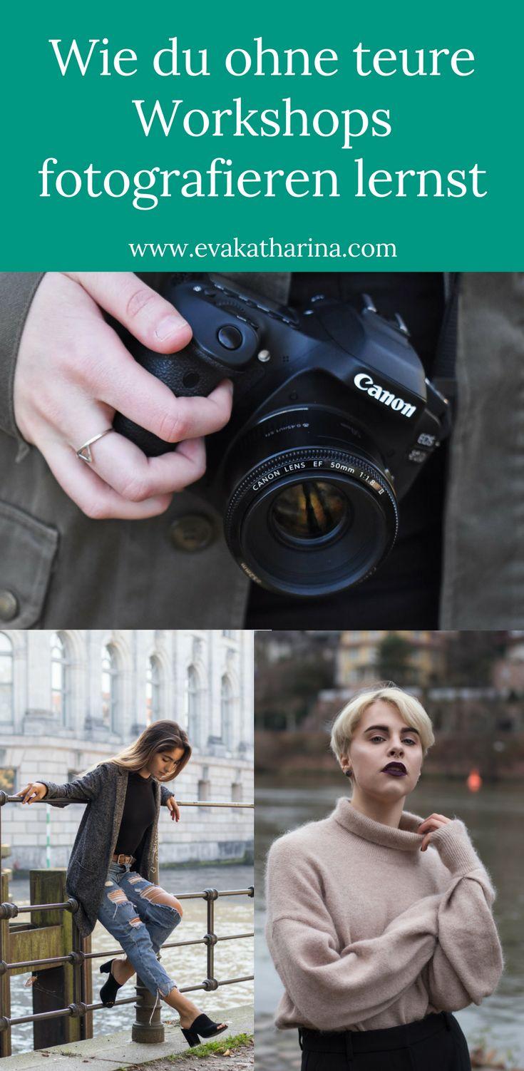Fotografie ohne viel Geld auszugeben? In diesem Tutorial erzähle ich dir, wie du ganz OHNE teure Workshops fotografieren lernst.