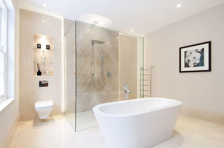 C.P. Hart: Amberhurst Bathroom #bathroomideas #bathrooms