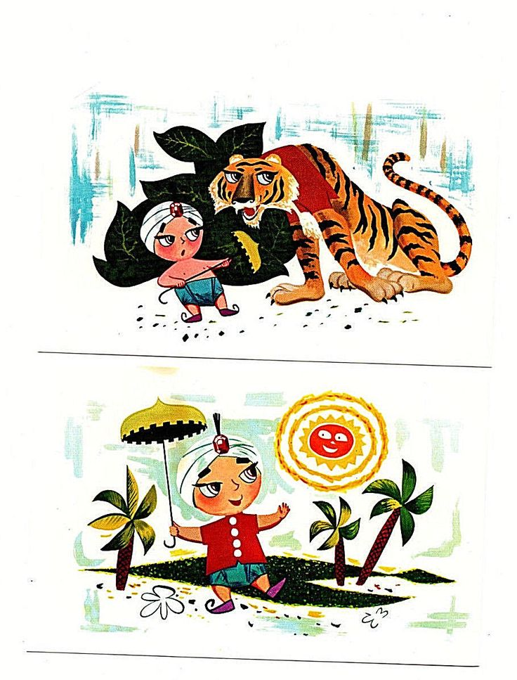 Sambo's Restaurant Picture Story on 8 Postcards w Original Folder Vintage | eBay