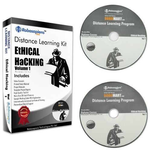 This Program mainly focuses on the Individuals eager to Ethical Hacking through Distance Education. It features a brief introduction to the world of hacking starting with the importance of ethical hackers and their need in today's world scenario, including to the basics of networking that will help you have a deep understanding of the working of internet.The duration of this module is 7 days. After completion of the Learning Section