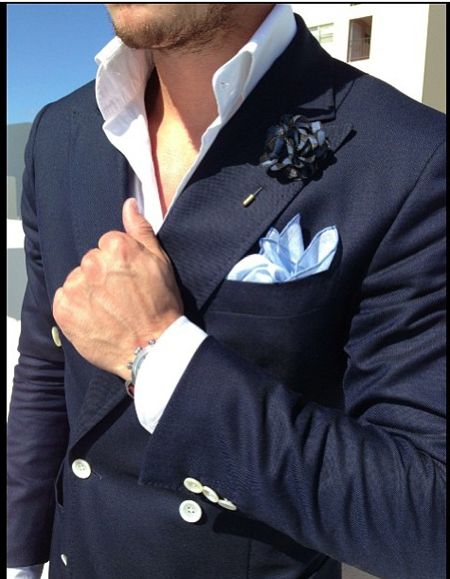 Pocket Square Perfection☆